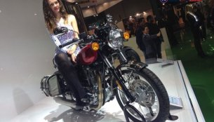 Benelli Imperiale 400 revealed at the 2017 EICMA Show