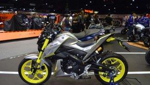 Custom Yamaha M-Slaz & Yamaha R15 v3.0 at 2017 Thai Motor Expo - Live