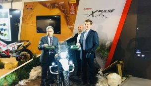 Production Hero XPulse India launch in mid-2018 - Report
