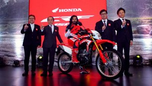 All new Honda CRF150L launched in Indonesia
