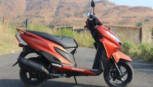 Honda two wheelers crosses 5 million sales mark in a calendar year