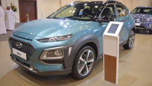Hyundai Kona to have Indian debut at Auto Expo 2018