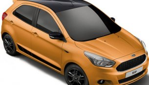 India-made Ford Ka+ Black Edition launched in Serbia