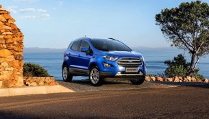 2018 Ford EcoSport bags 123 pre-orders online in less than 12 hours