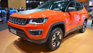 Jeep Compass production in India crosses 25,000 units