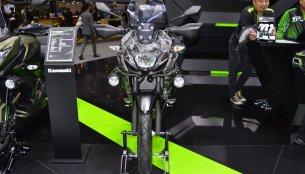 Kawasaki Versys-X 300 Camo Edition at 2017 Thai Motor Expo - Live