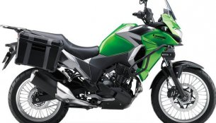 Kawasaki Versys-X 300 launched in India at INR 4.6 lakhs