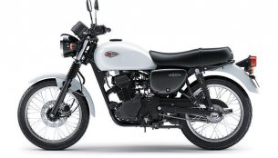 Kawasaki W175 launched in Indonesia at IDR 29,800,000