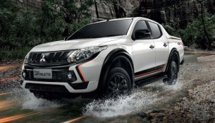 Mitsubishi Triton Athlete unveiled