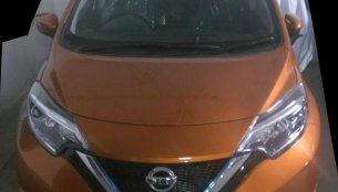 Another example of the Nissan Note e-Power spotted in India