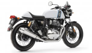 Royal Enfield Continental GT 650 will be more comfortable than the GT 535 - Report
