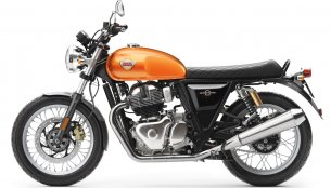 Royal Enfield Interceptor INT 650 Twin bookings open for 2018 in UK - Report