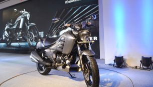 Suzuki Intruder 150 FI launch within six months