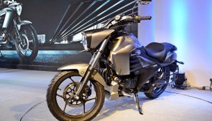 Suzuki Intruder 150 lauched in India at INR 98,340