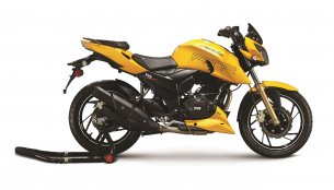 TVS Apache RTR 200 Fi4V launched at INR 1,07,005