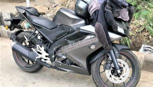 Clearer image of the Yamaha R15 v3.0 emerges; reveals more details