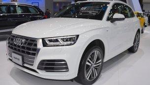 2017 Audi Q5 2017 Thai Motor Expo - Live