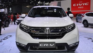 Fifth-gen Honda CR-V and tenth-gen Honda Civic to debut at Auto Expo 2018 - Report