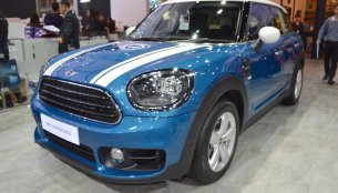 2017 MINI Countryman at 2017 Thai Motor Expo - Live