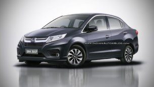 Second generation Honda Amaze to be unveiled at the Auto Expo