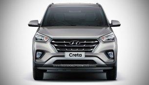 2018 Hyundai Creta (facelift) to launch in May - Report
