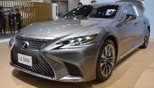 2018 Lexus LS at 2017 Thai Motor Expo - Live