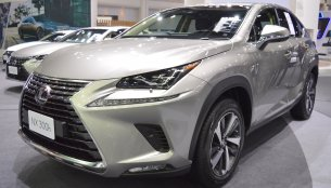 2018 Lexus NX 300h at 2017 Thai Motor Expo - Live