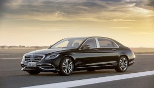 Mercedes-Maybach S 650 India launch at Auto Expo 2018