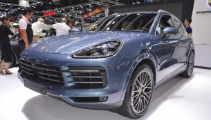 2018 Porsche Cayenne available to pre-order in India - Report