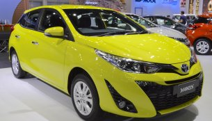 Toyota Yaris hatchback ruled out for India - Report