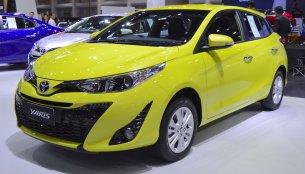 2018 Toyota Yaris (facelift) at 2017 Thai Motor Expo - Live