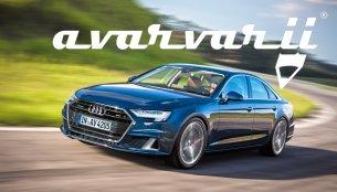 2019 Audi A4 (facelift) - Rendering