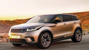 Second gen Range Rover Evoque to debut in October 2018 - Report