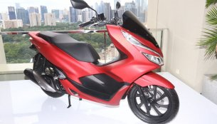 All-new Honda PCX 150 launched in Indonesia