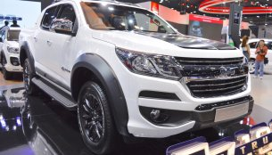 Chevrolet Colorado Centennial Edition at 2017 Thai Motor Expo - Live