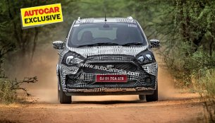 Ford Figo cross (Ford Figo Freestyle) to debut new 1.2 L Dragon engine - Report