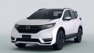 Honda CR-V Custom Concept revealed, to debut at 2018 Tokyo Auto Salon