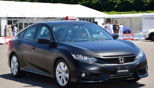 Honda to release dedicated hybrid car in November 2018 - Report
