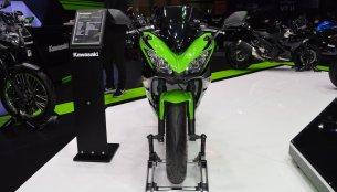 Kawasaki Ninja 650 & Kawasaki Z300 at 2017 Thai Motor Expo - Live
