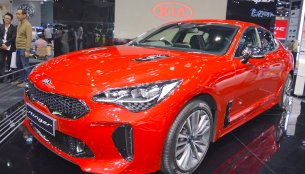 Kia Stinger at 2017 Thai Motor Expo - Live
