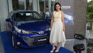 Toyota Yaris Ativ launched as all-new Toyota Vios in Laos