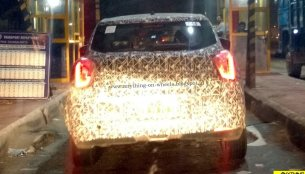 Mahindra S201 spied testing, to go on sale next year