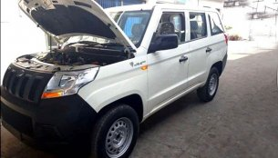 Mahindra TUV300 Plus P4 variant's pricing revealed