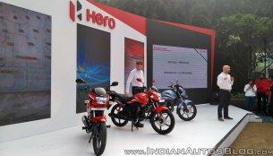 Hero MotoCorp achieves landmark 7 million unit sales in FY17-18