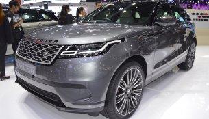 Range Rover Velar at 2017 Thai Motor Expo - Live