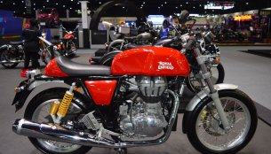 Royal Enfield Continental GT discontinued - Report