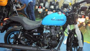 Royal Enfield Thunderbird X official India launch on February 28