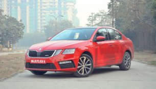 Skoda Octavia RS bookings in India reopen - Report