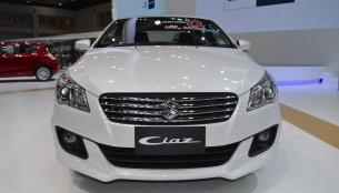 Suzuki Ciaz (Maruti Ciaz) now available in Indonesia only on order basis - Report