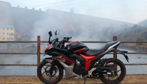 Suzuki Gixxer SF SP - FI ABS variant - Test Ride Review